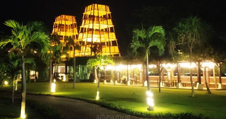 Review Honeymoon di Sekuro Village Beach Resort