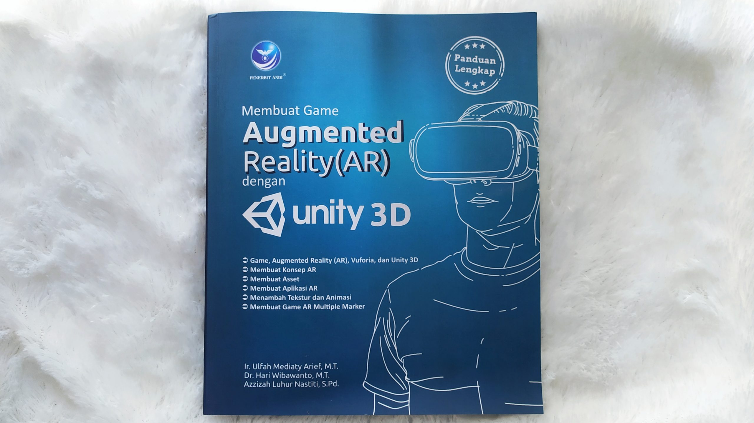 My Project : Augmented Reality Game 'ARChemy'