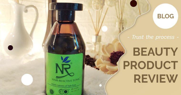 Perawatan Rambut dengan NR Hair-Reactive Tonic