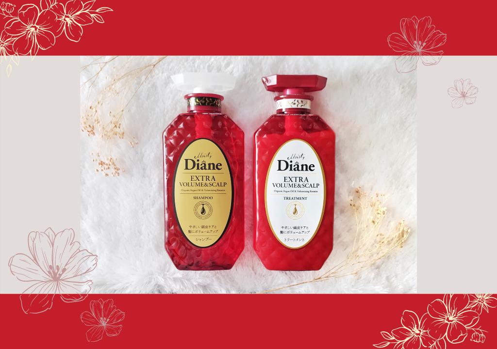 Moist Diane untuk Perawatan Rambut Rontok