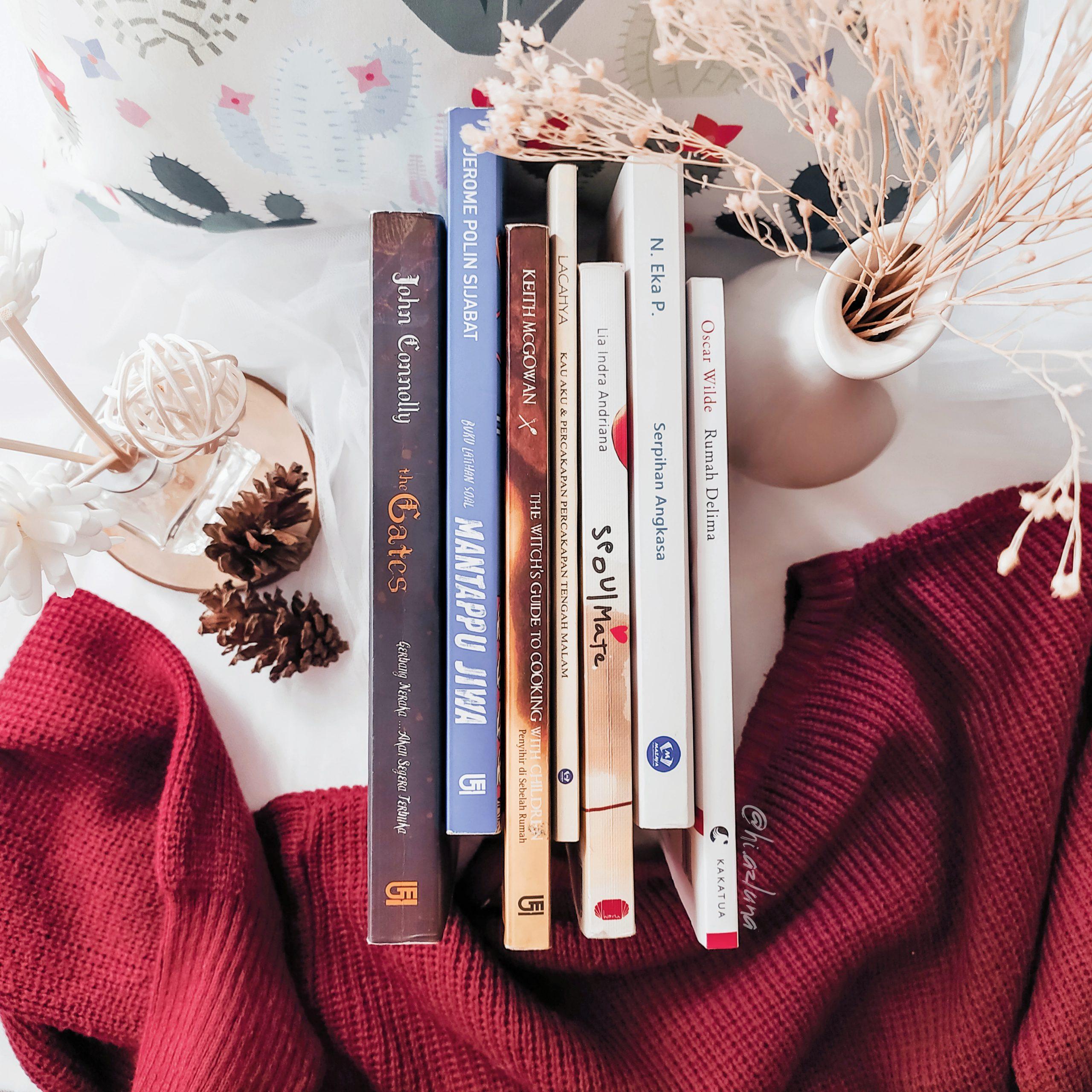 Belajar tentang Bookstagram